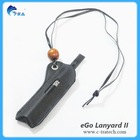 Wholesale lanyards for eGo v v Detachable e-cigarette ego tank sling