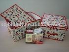folding storage bag, storage box, storage case folding box