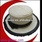 Fashion paper hat/Sunny beach hat