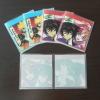pp plastic cd bags cd packing