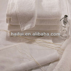white cotton solid hotel towels