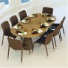 HOT!!! new products for 2012 outdoor dining set DS-032