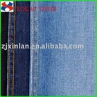 Xinlan 2012 new stretch denim fabric stock denim fabric