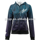 Custom Hoodies Sweatshirt Crew Neck For Sublimation