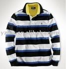 2012 Man Latest Fashion 100% Cotton Polo T-shirt