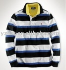 2012 Man Latest Fashion 100% Cotton Polo T-shirt