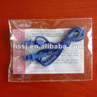 safety silicone reusable ear plugs with CE