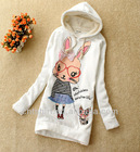 custom hoodies with the funny printing logo hoody for women