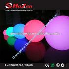 LED outdoor illumianted ball