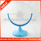 round shape mini usb fan