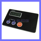 Ultrathin Digital Card Countdown Kitchen Timer