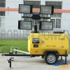 Durable Vehicle-mounted Light tower (RPLT6800)