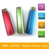 Easy Carry battery Power stick for mobile low battery