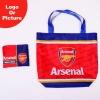 400D Arsenal nylon foldable shopping bag