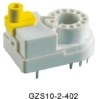TV socket/CRT Socket/socket GZS10-2-402 color tv crt socket