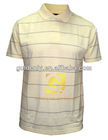 Mens cotton polo t shirt 200gsm jersy