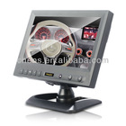 TFT LCD Widescreen 8 inch car lcd monitor with hdmi input(CL8819NA)