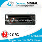 Sharing Digital One Din Fold Down Detachable panel Car DVD Player