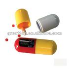 plastic Capsule-look Pill Box Timer
