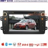 Car DVD for Suzuki SX4 with Bluetooth,FM/AM