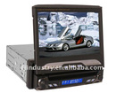 7 Inch One Din 3D High Digital Screen Car DVD Player