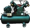 Oil free piston-type air compressor