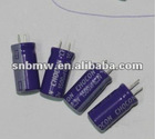 For Rubycon High Frequency Low Impendance Electrolytic Capacitor 6.3V 1500UF