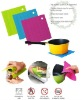 Eco-friendly Durable And Flexible Silicone Mat High Quality