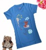 Hot! Newest fashion girls tshirt, tshirts