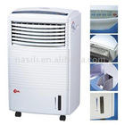 evaporative air cooler with remote control