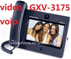 "7"" touch screen Grandstream Video voip phone GXV3175"