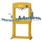 50 Ton Hydraulic Shop Press with Removable Ram