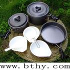 Titanium pan
