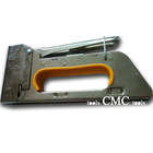 Manual nail gun, manual stapler