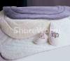 Bath linen and slipper