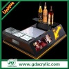 Counter Wine Display Stand With LED