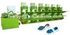 Shoe Sole Automatic Hydraulic Wheel Rubber Press Machine
