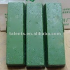chromium oxide polishing wax green wax