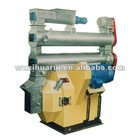 wood pellet machine
