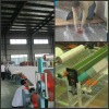 CARPET UNDERLAYER EPE Foam Sheet to Film Laminating Machine