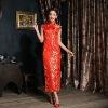QDQP-055 Cheongsam Chinese National Dress Evening Dress
