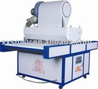 Automatic gold powder coating machine
