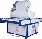 Automatic gold powder coating machine