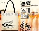 4 in 1 bag set,travelling set, shopping set