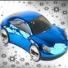high speed car shaped 4 ports usb 2.0 hub