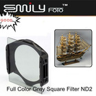 Square Full Gray color ND2 Plexiglass Neutral Density Filter For Cokin P Series