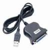 USB to 36F Parallel Printer Cable