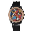 2011 brittooes fashion silicone watches