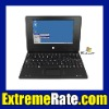 Mini 7inch Laptop LCD Windows CE 6.0 VIA VT8505 300MHz 2GB HD WIFI Netbook Black