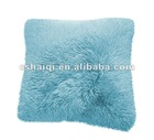 micro mink cushion plush cushion